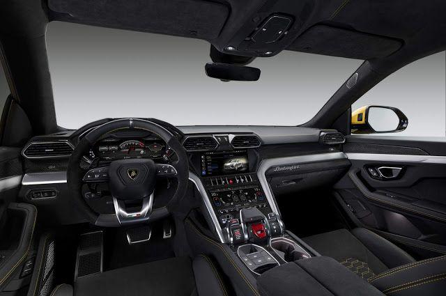 versoes-lamborghini-urus Lamborghini Urus - Preço, Ficha Técnica, Versões, Consumo 2019