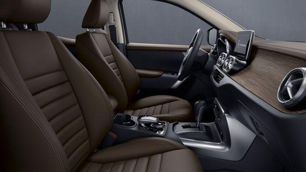versoes-mercedes-classe-x Mercedes Classe X – Preço, Ficha Técnica, Versões, Consumo 2019