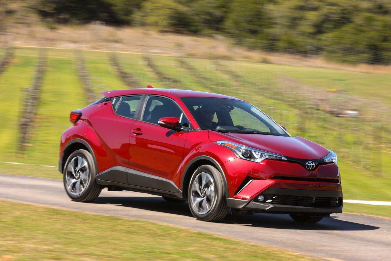 versoes-toyota-c-hr Toyota C-HR - Preço, Ficha Técnica, Versões, Consumo 2019