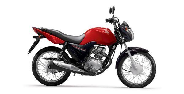 nova-honda-cg-125-e1545605216700 Nova Honda CG 125 - Preço, Fotos 2019