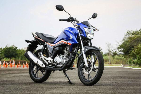 nova-honda-cg-160-comprar-1 Nova Honda CG 160 - Preço, Fotos 2019