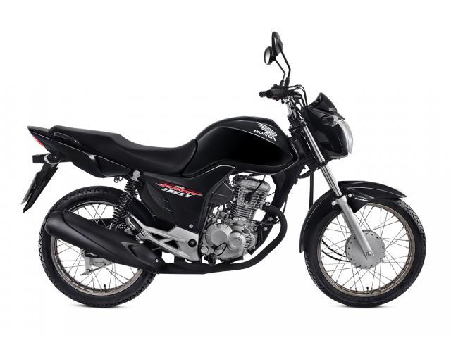 nova-honda-cg-160 Nova Honda CG 160 - Preço, Fotos 2019