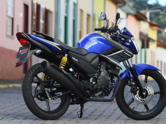 versoes-nova-yamaha-ybr-150-1 Nova Yamaha YBR 150 - Preço, Fotos 2019