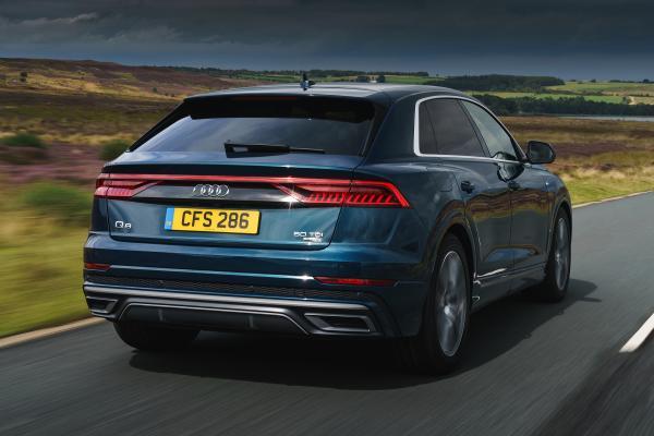 audi-q8-foto Audi Q8 - Preço, Fotos, Ficha Técnica 2019
