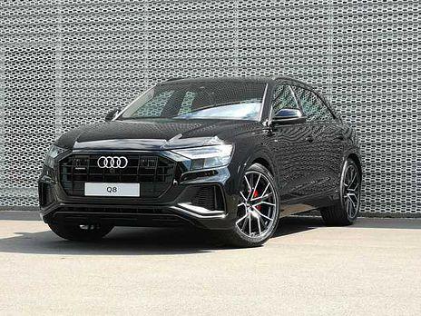 audi-q8-fotos-1 Audi Q8 - Preço, Fotos, Ficha Técnica 2019