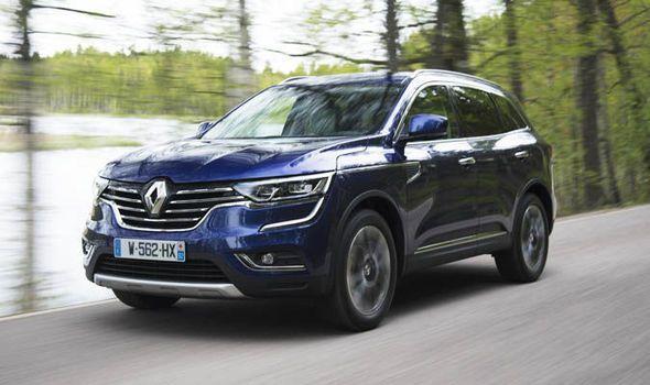 ficha-tecnica-renault-koleos Renault Koleos - Preço, Fotos, Ficha Técnica 2019