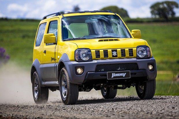 ficha-tecnica-suzuki-jimny Novo Suzuki Jimny 2020 - Preço, Fotos, Versões, Novidades, Mudanças 2019