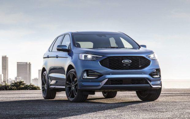 ford-edge-fotos-1-e1548545927937 Nova Ford Edge 2020 - Preço, Fotos, Versões, Novidades, Mudanças 2019