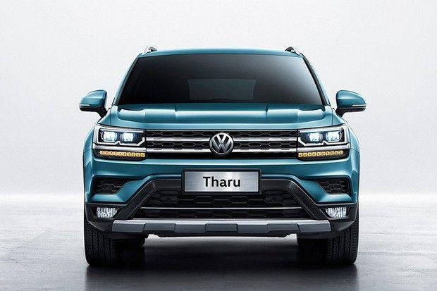 fotos-volkswagen-tharu Volkswagen Tharu - Preço, Fotos, Ficha Técnica 2019