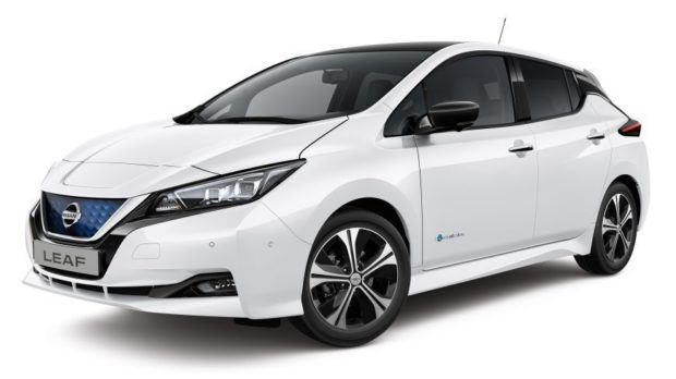 nissan-leaf-e1546412625944 Nissan Leaf - Preço, Fotos, Ficha Técnica 2019