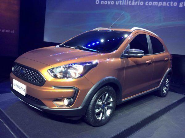 novo-ford-ka-fotos-e1548544031475 Novo Ford Ka 2020 - Preço, Fotos, Versões, Novidades, Mudanças 2019