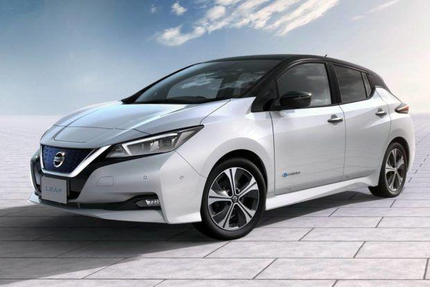 novo-nissan-leaf-e1546412632796 Nissan Leaf - Preço, Fotos, Ficha Técnica 2019