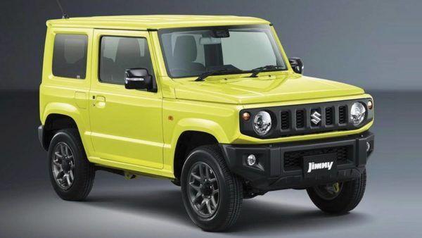 novo-suzuki-jimny-e1547936987560 Novo Suzuki Jimny 2020 - Preço, Fotos, Versões, Novidades, Mudanças 2019