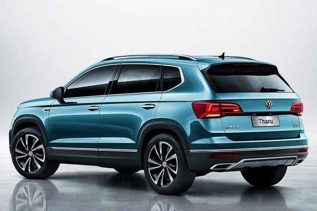 novo-volkswagen-tharu Volkswagen Tharu - Preço, Fotos, Ficha Técnica 2019