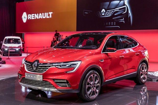 renault-arkana Renault Arkana - Preço, Fotos, Ficha Técnica 2019