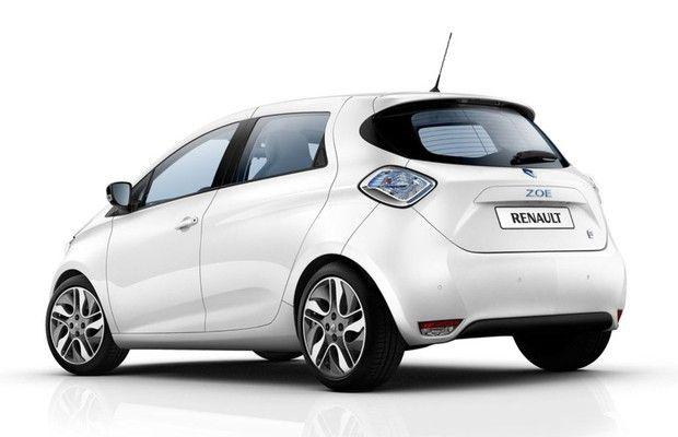 renault-zoe-fotos Renault Zoe - Preço, Fotos, Ficha Técnica 2019