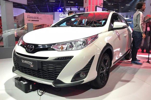 toyota-yaris-x-way Toyota Yaris X-Way - Preço, Fotos, Ficha Técnica 2019