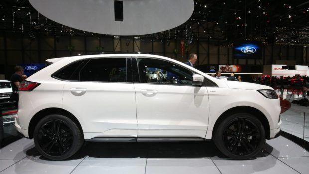 versoes-ford-edge-e1548545945530 Nova Ford Edge 2020 - Preço, Fotos, Versões, Novidades, Mudanças 2019