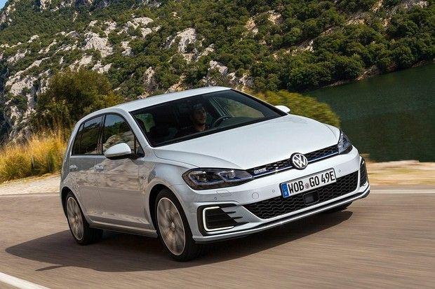 volkswagen-golf-gte-hibrido Volkswagen Golf GTE Híbrido - Preço, Fotos, Ficha Técnica 2019