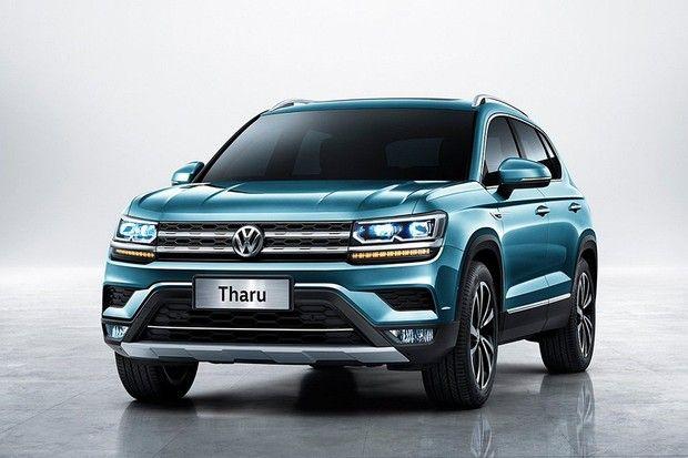 volkswagen-tharu Volkswagen Tharu - Preço, Fotos, Ficha Técnica 2019