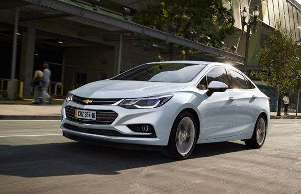chevrolet-cruze Novo Chevrolet Cruze 0km - Preço, Cores, Fotos 2019