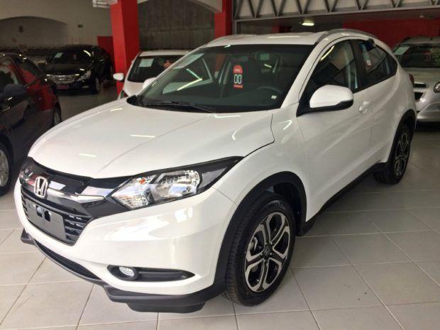 consumo-nova-honda-hr-v-0km-e1549213758244 Novo Honda HR-V 0km - Preço, Cores, Fotos 2019