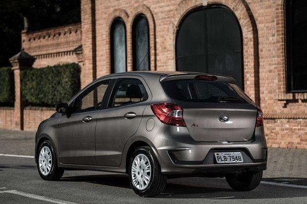 ford-ka-0km Novo Ford Ka 0km - Preço, Cores, Fotos 2019