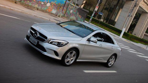fotos-mercedes-benz-cla-180-1-e1549213084316 Nova Mercedes-Benz CLA 180 0km - Preço, Cores, Fotos 2019