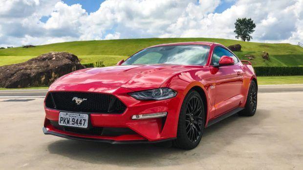 fotos-novo-ford-mustang-0km-e1549215371829 Novo Ford Mustang 0km - Preço, Cores, Fotos 2019