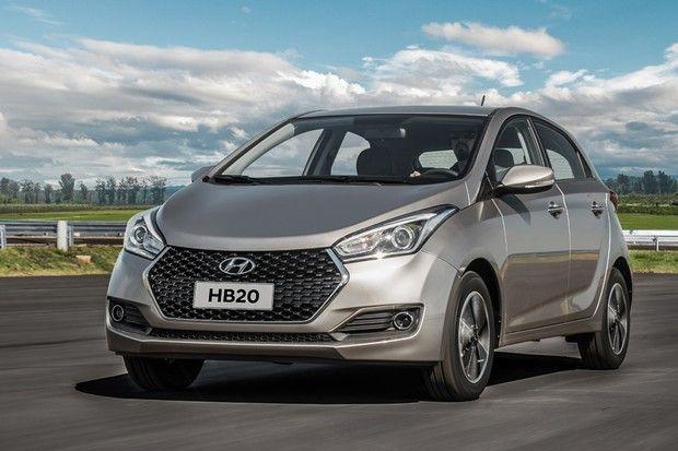 hyundai-hb20-0km Novo Hyundai HB20 0km - Preço, Cores, Fotos 2019