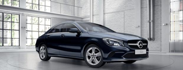 nova-mercedes-benz-cla-180-e1549213102516 Nova Mercedes-Benz CLA 180 0km - Preço, Cores, Fotos 2019
