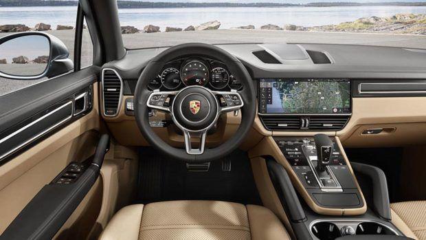porsche-cayenne-1-e1549145573798 Nova Porsche Cayenne 2020 - Preço, Fotos, Versões, Novidades, Mudanças 2019