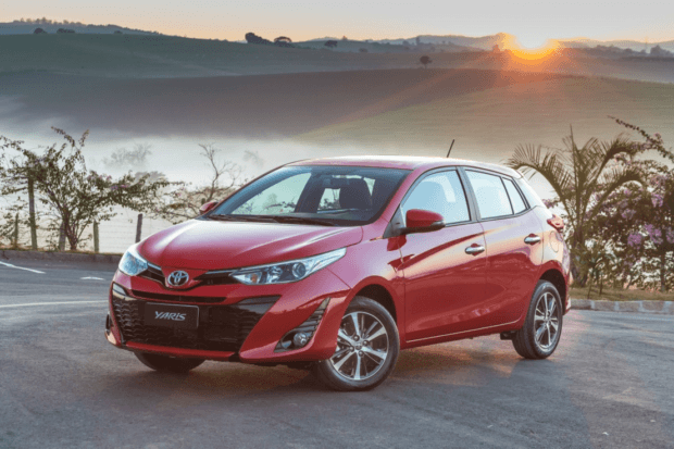 toyota-yaris-hatch-0km-foto-e1549215840622 Novo Toyota Yaris Hatch 0km - Preço, Cores, Fotos 2019
