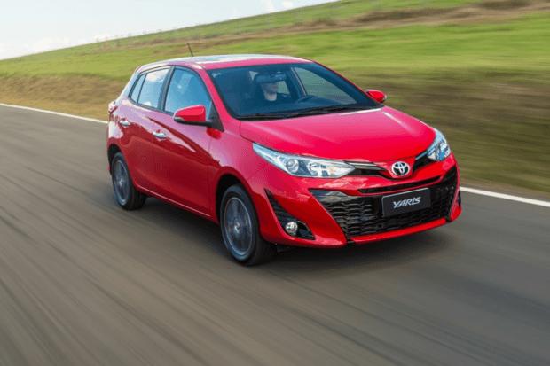 toyota-yaris-hatch-0km-fotos-e1549215875635 Novo Toyota Yaris Hatch 0km - Preço, Cores, Fotos 2019