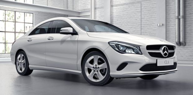 versoes-mercedes-benz-cla-180-e1549213120936 Nova Mercedes-Benz CLA 180 0km - Preço, Cores, Fotos 2019