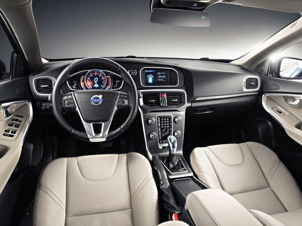 volvo-v40-0km Novo Volvo V40 0km - Preço, Cores, Fotos 2019