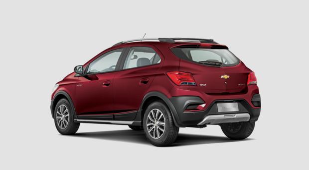 Chevrolet Onix Activ Preco Fotos Ficha Tecnica 2021