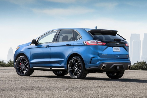 ford-edge-st Nova Ford Edge ST - Preço, Fotos, Ficha Técnica 2019