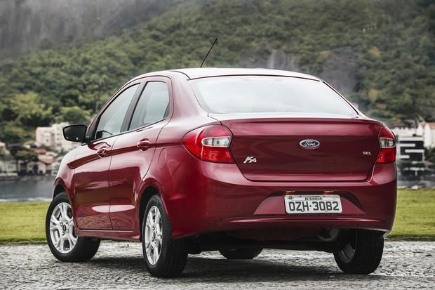 ford-ka-sedan Ford Ka Sedan - É bom? Defeitos, Problemas, Revisão 2019