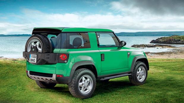 fotos-novo-land-rover-defender-e1551821330852 Novo Land Rover Defender - Fotos, Preço, Ficha Técnica 2019