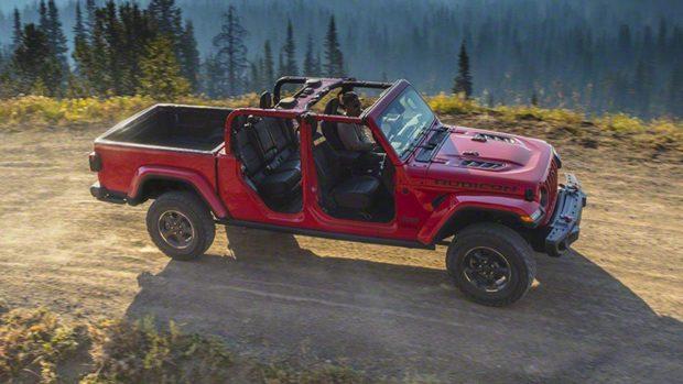 jeep-gladiador-fotos-1-e1551737594697 Novo Jeep Gladiator - Preço, Fotos, Ficha Técnica 2019
