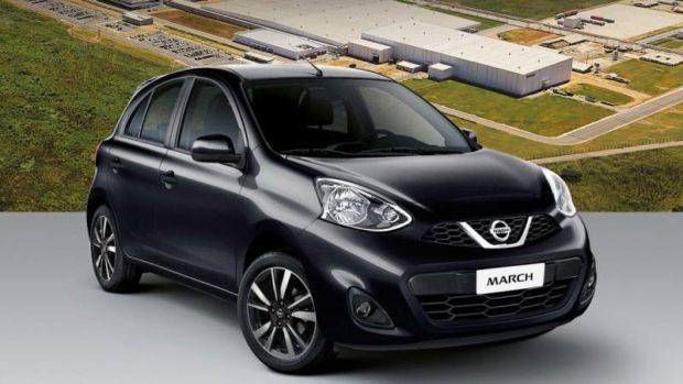 nissan-march-pcd-precos-e1553458013894 Nissan March PCD - Preço, Desconto, Versões, Fotos 2019