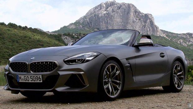 nova-bmw-z4-e1553821973604 Nova BMW Z4 - Preço, Fotos, Ficha Técnica Nova Geração 2019