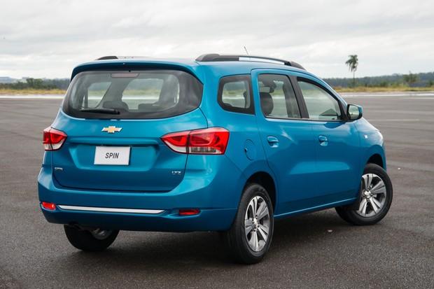 novo-chevrolet-spin Chevrolet SPIN - É boa? Defeitos, Problemas, Revisão 2019