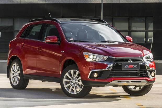 novo-mitsubishi-asx-fotos Novo Mitsubishi ASX 0km - Preço, Cores, Fotos 2019