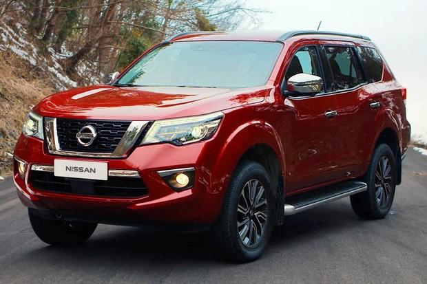 novo-nissan-terra Nova Nissan Terra - Preço, Fotos, Ficha Técnica 2019