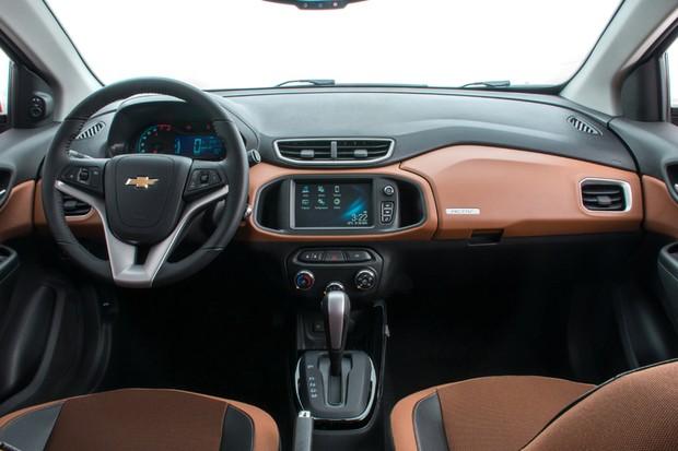 onix-activ Chevrolet Onix Activ - Preço, Fotos, Ficha Técnica 2019