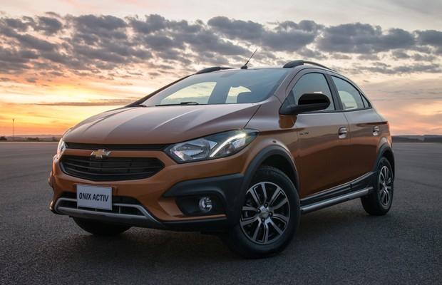 preco-onix-activ Chevrolet Onix Activ - Preço, Fotos, Ficha Técnica 2019