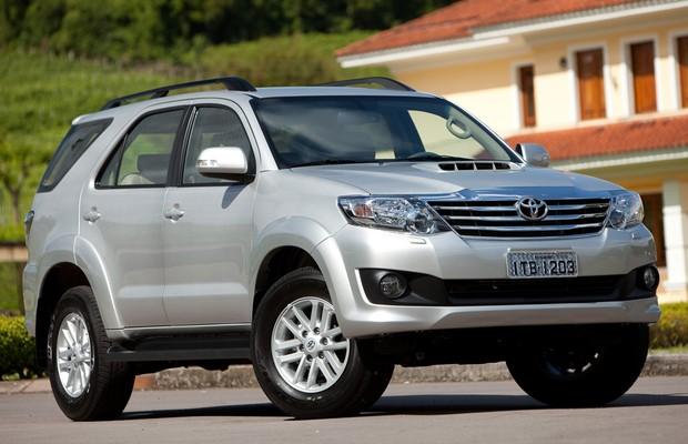 preco-toyota-hilux-sw4 Toyota Hilux SW4 PCD - Preço, Desconto, Versões, Fotos 2019