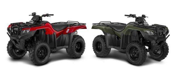 quadriciclo-honda-trx-420-fourtrax-precos Quadriciclo Honda TRX 420 FourTrax - Preço, Fotos, Ficha Técnica 2019